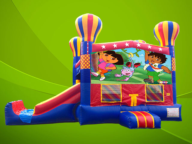 email ... & TINTINES PARTY RENTALS - Bounce Houses Tents Tables Chairs ...